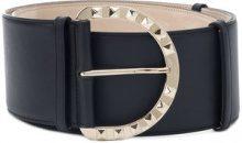 Valentino - Cintura 'Rockstud' - women - Leather - 70, 75, 80, 85, 90 - BLACK
