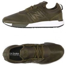 NEW BALANCE 247 LUXURY LEATHER - CALZATURE - Sneakers & Tennis shoes basse - su YOOX.com