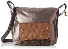 Lollipops 22244, Borsa a Spalla Donna, Marrone (Marrone (Brown)), Taglia Unica