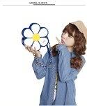donne ragazze moda bella forma fiore catena sacchetto di spalla Borsa a tracolla messenger bag