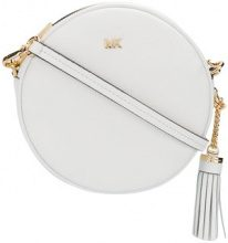 Michael Michael Kors - Mercer crossbody bag - women - Calf Leather - OS - Bianco