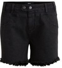 OBJECT COLLECTORS ITEM Short Denim Shorts Women Black