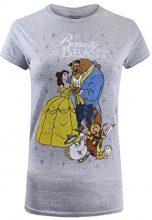 Disney Classic, T-Shirt Donna, Grigio (Sport Grey Spo), 48 (Taglia Produttore:X-Large)