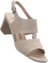 Sandalo in pelle (Beige) - bpc selection