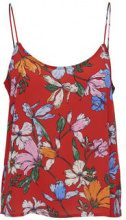 ONLY Printed Singlet Women Red