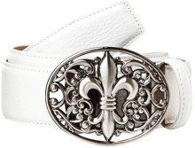 Anthoni Crown A13LT90, Cintura Donna, Bianco (Weiss 090), 100 cm