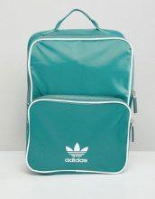 adidas Originals - Zaino verde-blu - Verde