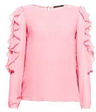 ESPRIT Collection 038eo1f015, Camicia Donna, Rosa (Pink 670), 42 (Taglia Produttore: 36)