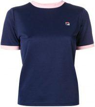 Fila - T-shirt con logo - women - Polyester - XS, S, L - BLUE