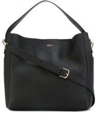 Furla - Capriccio bag - women - Leather - OS - Nero