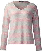 Street One 311800, Maglione Donna, Rosa (Blooming Rose 20820), 40