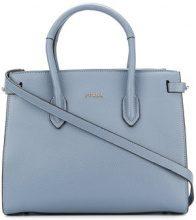 Furla - Borsa a mano 'Pin' - women - Calf Leather - OS - BLUE