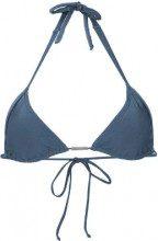 Lygia & Nanny - Kuta bikini top - women - Polyamide/Spandex/Elastane - 38, 40, 42, 44, 46 - Blu