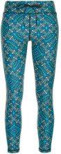 The Upside - Aztec print performance leggings - women - Polyamide/Spandex/Elastane - XXS, L, XL - BLUE