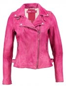 Freaky Nation FANTASY Giacca di pelle pink
