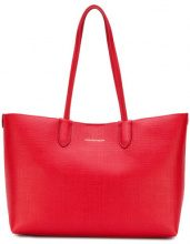 Alexander McQueen - shopper tote - women - Leather - OS - RED