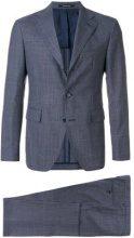 Tagliatore - Abito a quadri - men - Acetate/Viscose/Wool - 50 - BLUE