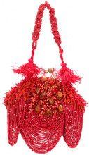 Jamin Puech - Borsa 'Folies Bergeres' - women - Polyester - OS - RED