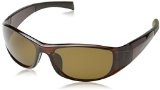 Columbia - Occhiali da sole 900E Wrap, Uomo, 02 Crystal Brown