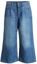 edc by Esprit Culotte-Mutande Donna Blue (Blue Medium Wash) W27