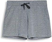 ESPRIT Sports Shorts, Pantaloncini Sport Donna, Grigio (Anthracite 2 11), 38 (Taglia Produttore: Medium)