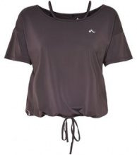 ONLY Yoga Sports Top Women Grey