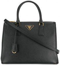 Prada - Borsa tote 'Galleria' - women - Leather - One Size - BLACK