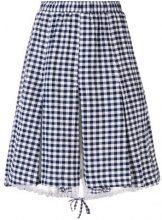 Clu - Vestito - women - Cotton/Polyester/Spandex/Elastane - S, M - BLUE