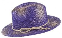 CaPO Zanzibar HAT, Cappello da Sole Donna, Viola (Violet 25), Medium