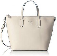 Joop! Saffiano Jeans Suri Handbag Mhz - Borse a secchiello Donna, Weiß (Offwhite), 14x23x40 cm (B x H T)