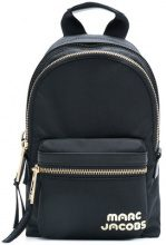 Marc Jacobs - mini logo backpack - women - Polyamide - One Size - BLACK