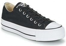 Scarpe Converse  Chuck Taylor All Star Lift Clean Ox Core Canvas