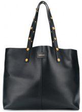- Versace - Borsa tote oversize - women - Calf Leather - Taglia Unica - Nero