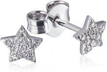 Goldmaid - Orecchini da Donna in Oro bianco e diamanti
