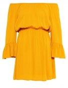 Vestito estivo - mustard