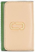 Marc Jacobs - Snapshot key case - women - Calf Leather - OS - NUDE & NEUTRALS