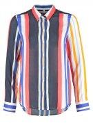 Camicia - blau/rot