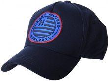 Tommy Hilfiger Seasonal Badge Cap, Berretto da Baseball Uomo, Blu (Tommy Navy 413), Taglia unica (Taglia Produttore: OS)
