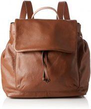 Clarks Totterdown Bay, Borsa Donna, Marrone (Tan Leather), 15x30x42 cm (L x H x D)