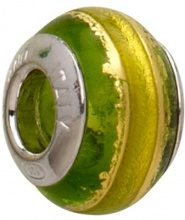 Bellissi Murano Venezia - Charm, Argento Sterling 925