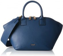 JOOP Borsa a mano Donna, Blu (Blu (blue 400)), 13,5x45x25 cm (B x H x T)