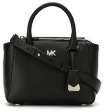 Michael Michael Kors - MICHAEL MICHAEL KORS 30S8SY5M0L 001 Leather/Fur/Exotic Skins->Leather - women - Leather - OS - Nero