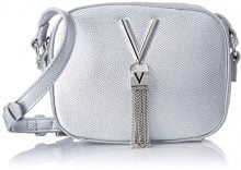 Valentino by Mario Divina - business case Donna, Silber (Argento), 6.0x13.0x17.0 cm (B x H T)