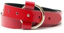 Cintura con fibbia tonda