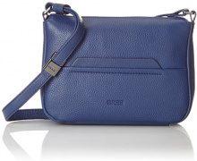 Bree Faro 1, Blueprint, Cross Shoulder S S18, Borse a tracolla, Donna, Blu (Blue), 7x17x23 cm (B x H x T)