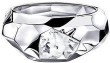 Swarovski FASHIONNECKLACEBRACELETANKLET - Gioiello da polso, con Cristallo, placcato platinum
