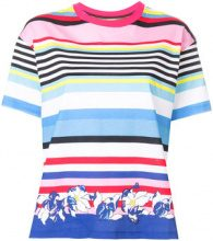 Ps By Paul Smith - T-shirt a righe - women - Cotone - S - MULTICOLOUR