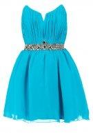 Vestito elegante - turquoise