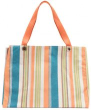 Amir Slama - cotton beach tote bag - women - Cotone - OS - YELLOW & ORANGE