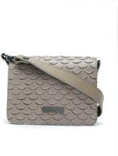 Mara Mac - leather crossbody bag - women - Leather - OS - NUDE & NEUTRALS